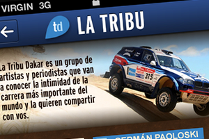 App Tribu Dakar Macross® Development